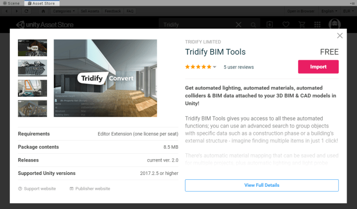 asset-store-tridify
