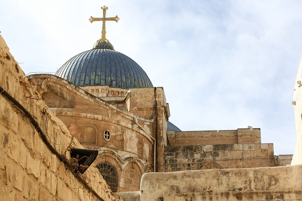 10 Must Go Places for Christians in Jerusalem - Protestant 1