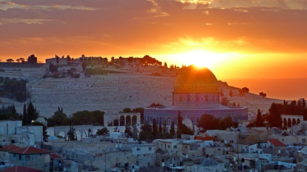 10 Must Go Places for Christians in Jerusalem - Protestant 3