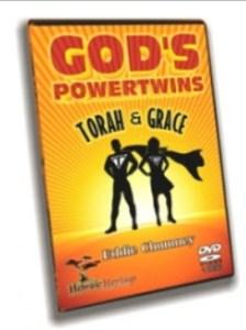 Gods PowerTwins Torah and Grace