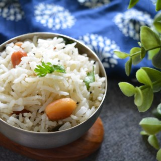 Malay Indian Coconut Rice