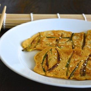 Pajeon- Scallion Pancakes