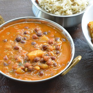 Kala Channa Curry