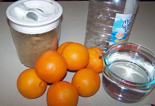 Homemade Citrus Enzyme Cleaner (3/6)