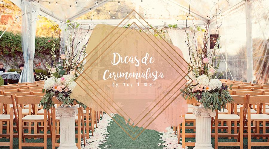 Vantagens de Realizar Cerimônia e Festa de Casamento no Mesmo Local