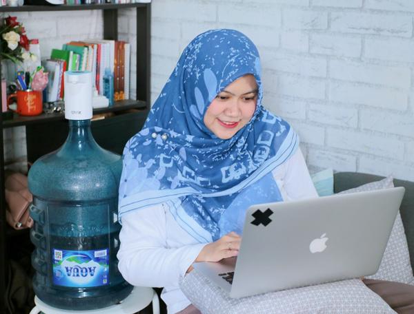 peluang usaha rumahan AQUA Home Service