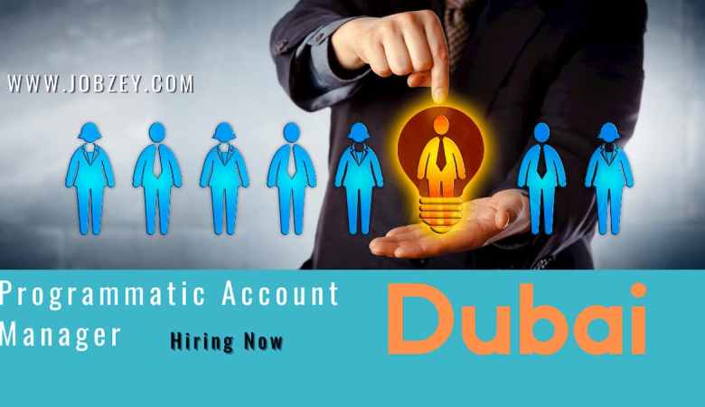Programmatic Account Manager