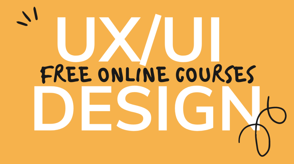 Free Online UX/UI Courses