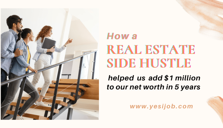 How a real estate side hustle