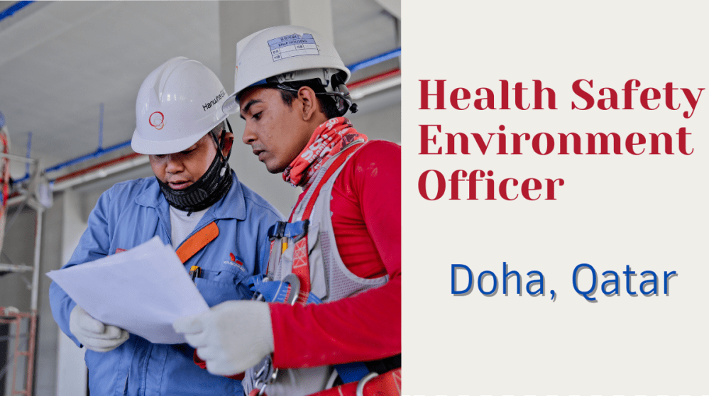 Health Safety Environment Officer
