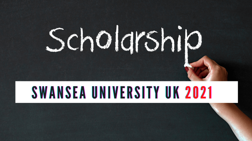 Scholarships at Swansea University
