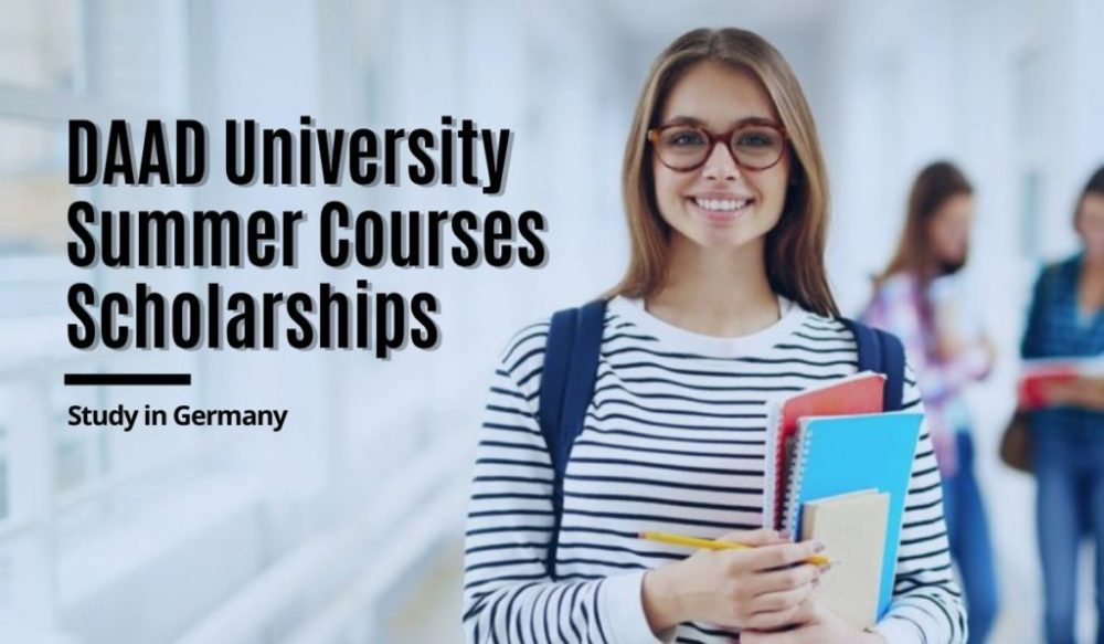 DAAD University Summer Courses offered in Germany 2021