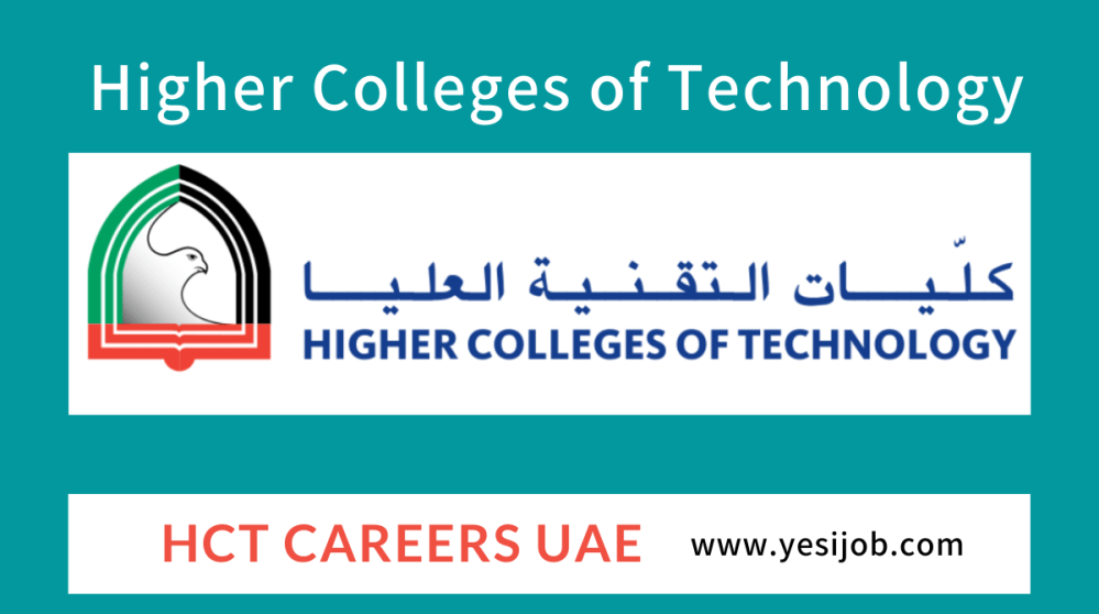 Higher Colleges of Technology Jobs