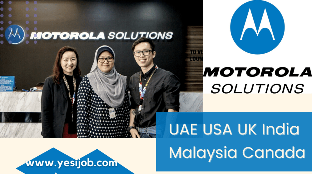 Motorola Solutions Careers: