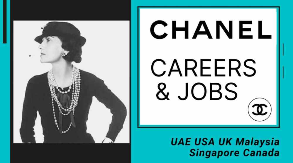 CHANEL Job Vacancies