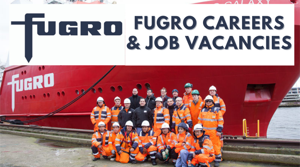 Fugro Careers and Job