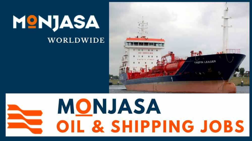 Monjasa Oil and Shipping Jobs