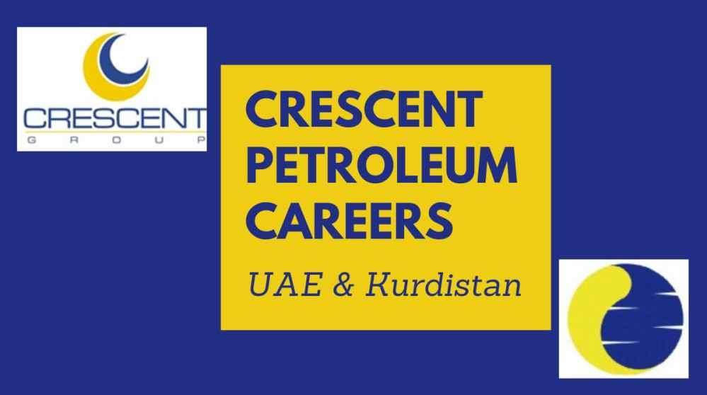 Crescent Petroleum Careers