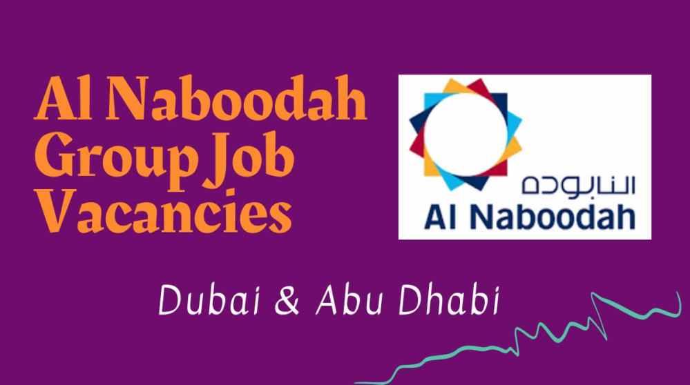 Al Naboodah Group Jobs