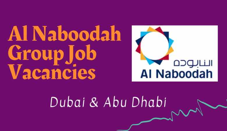 Al Naboodah Group Jobs