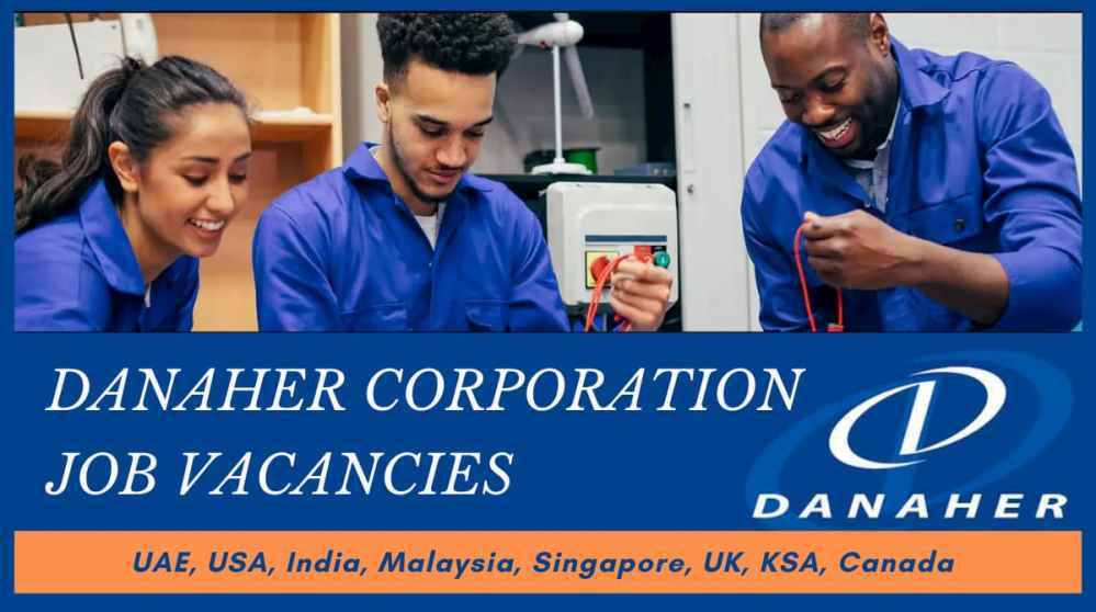 Danaher Corporation Careers