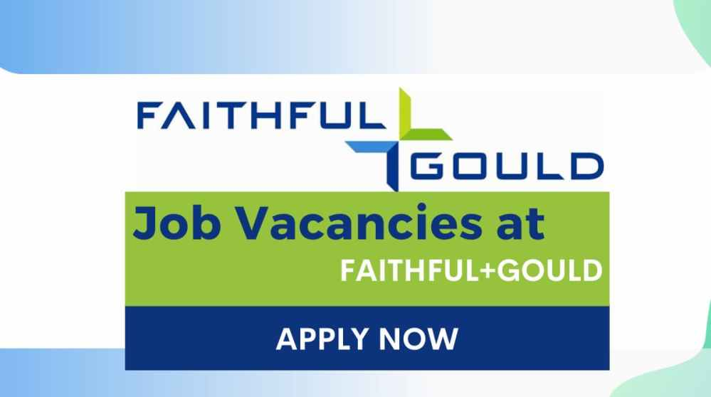 Faithful+Gould Jobs