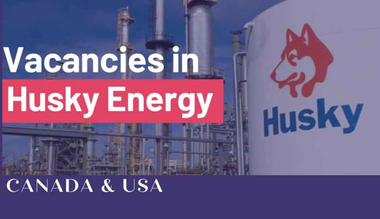 Husky Energy Job Vacancies