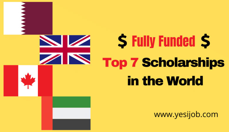 Scholarships in the World