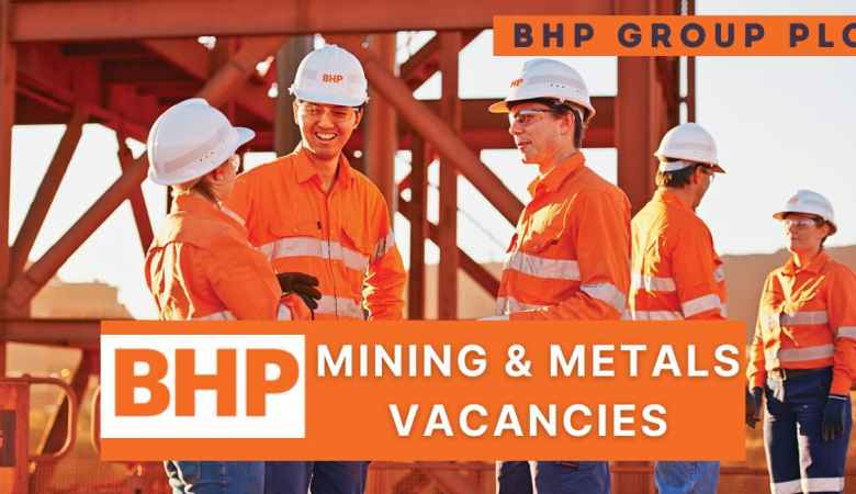Mining & Metals Vacancies