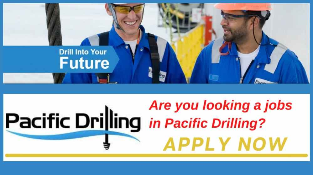Pacific Drilling Careers