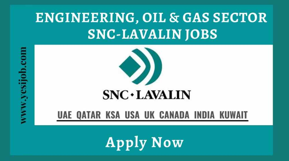 SNC-Lavalin Careers