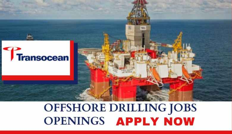 Drilling Job Openings