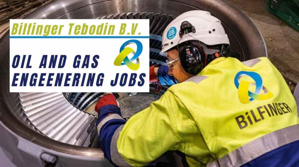 Job Openings at Tebodin Bilfinger
