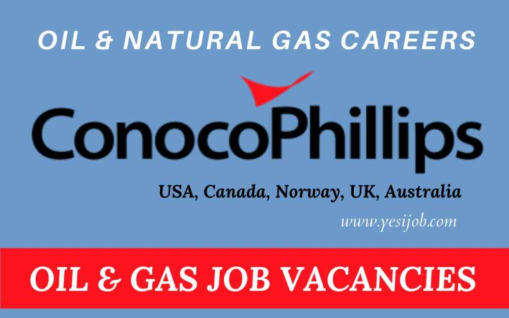 ConocoPhillips Job Openings