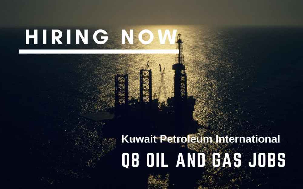 Q8 Oil and Gas Jobs