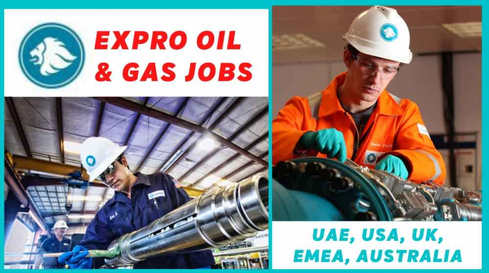 Expro Oil and Gas Jobs
