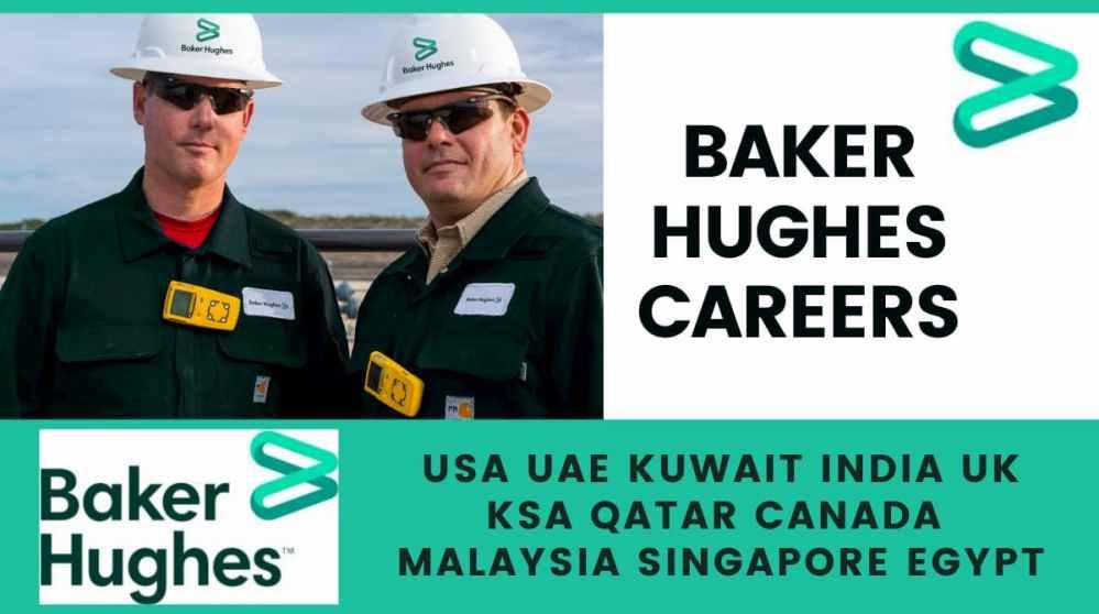 Baker Hughes Oilfield Operations Jobs