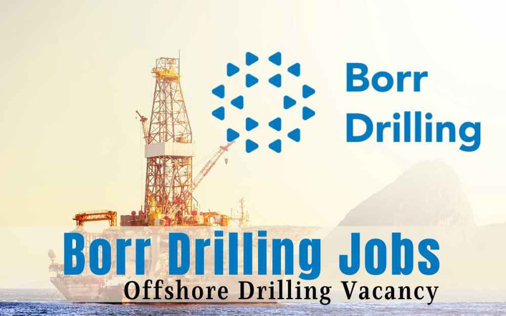 Borr Drilling Jobs and Careers: