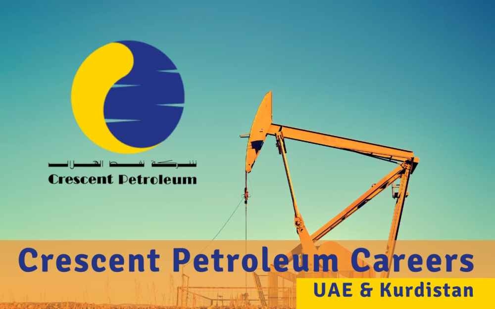 Crescent Petroleum Careers and Jobs