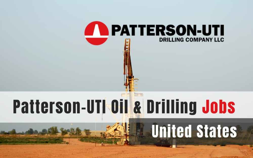 Oil and Drilling Careers At Patterson-UTI