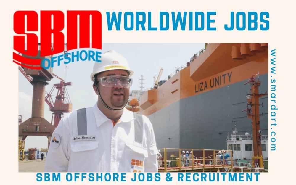 SBM Offshore Job Opportunities