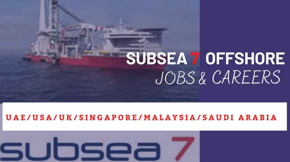 Subsea 7 Offshore Careers