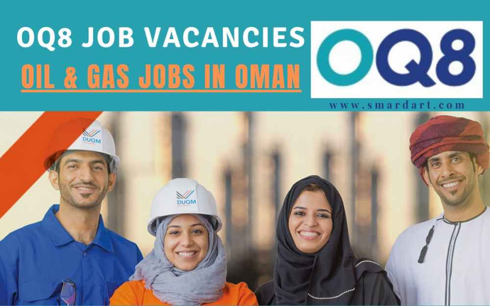 OQ8 Oil and Gas Jobs