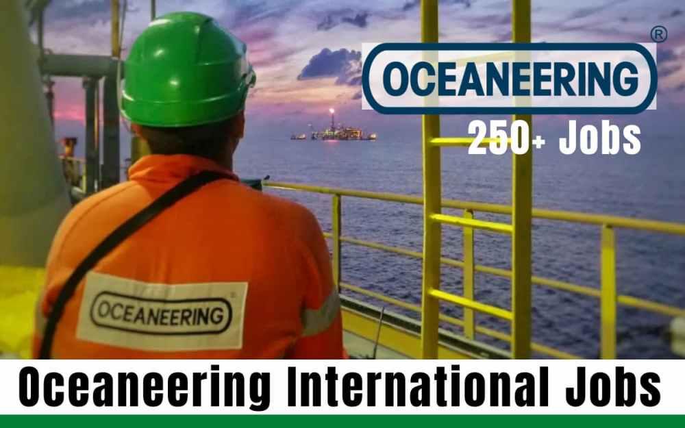 Oceaneering International Job Vacancies