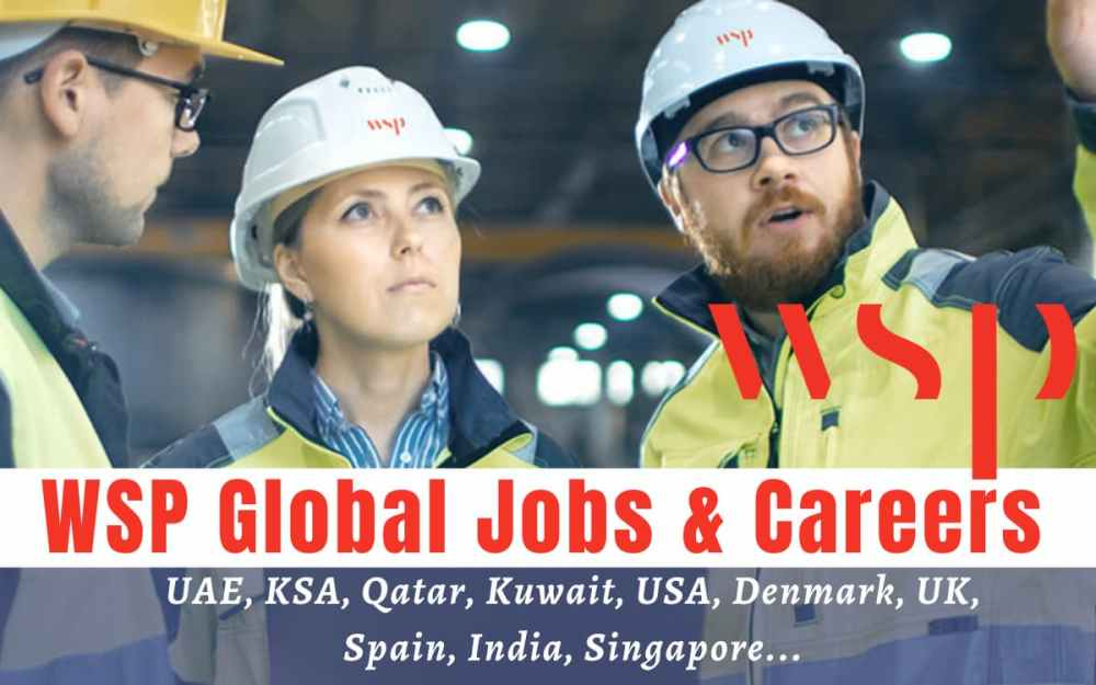 WSP Global Jobs & Careers. WSP is one of the world's leading professional services consulting firms. We are dedicated to our local communities