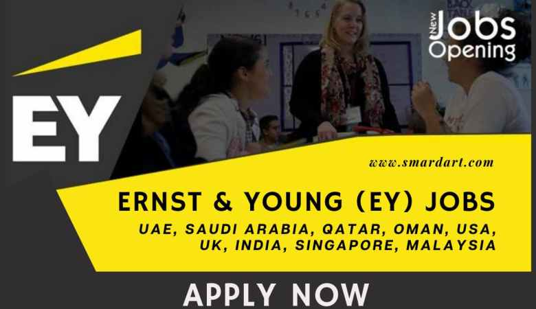 Ernst And Young Job Vacancy