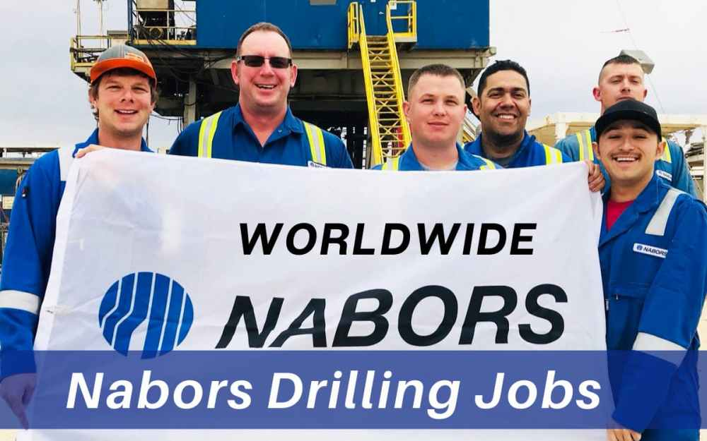 Nabors Drilling Careers