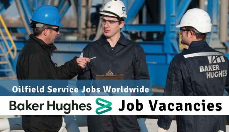 Baker Hughes Job Openings