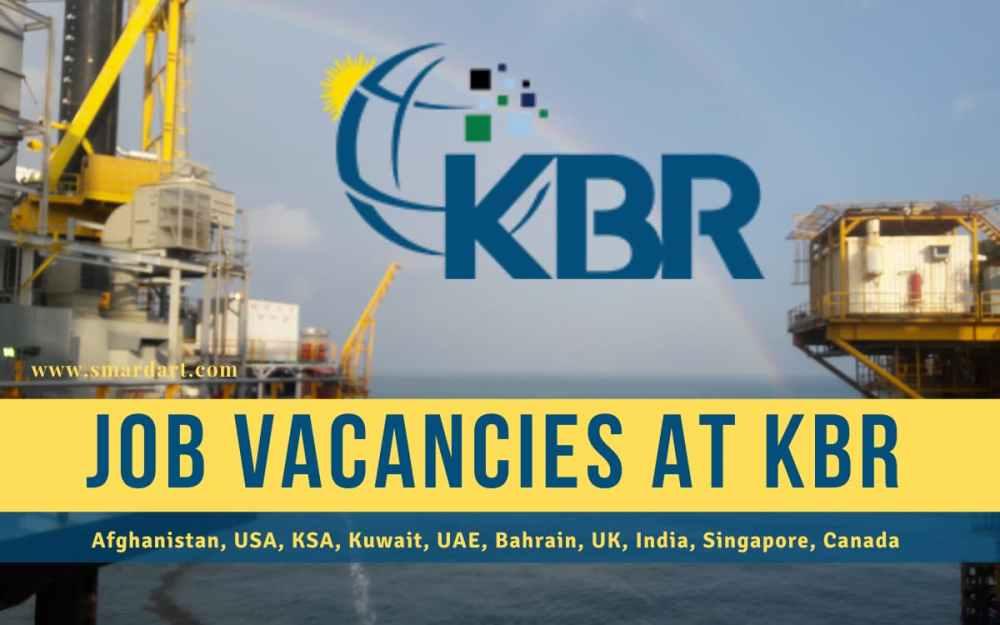 KBR Jobs Openings