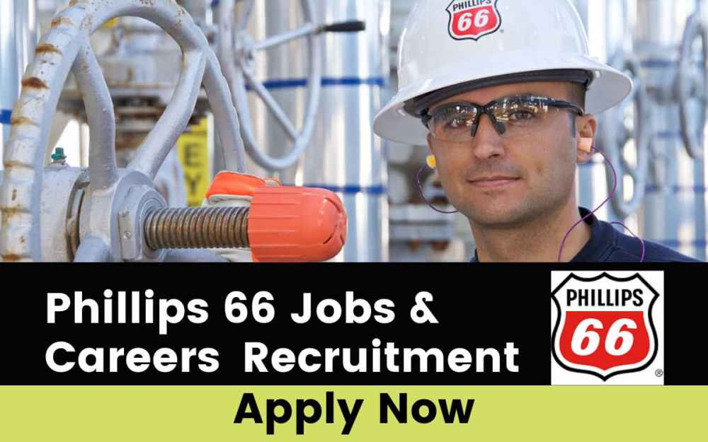 Phillips 66 Oil And Gas Jobs